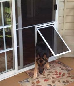 Security boss pet screen door extra large for Dog door size by breed