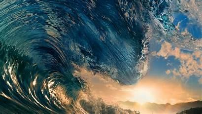 4k Ocean Water Wave Wallpapers Sea Waves
