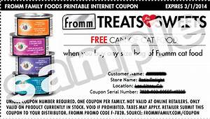 fromm coupons