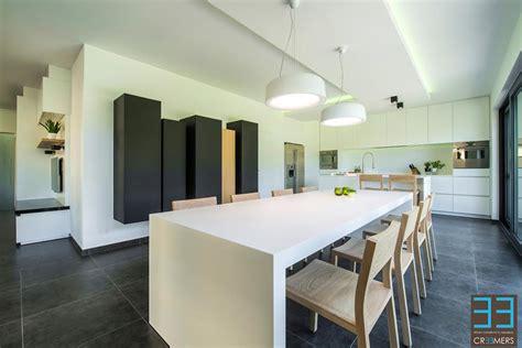 renovatie van keuken en eetkamer zonder breekwerk