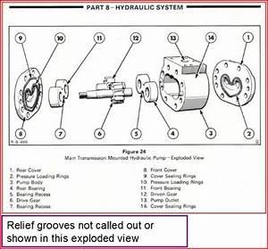 2 Stage Hydraulic Pump Diagram