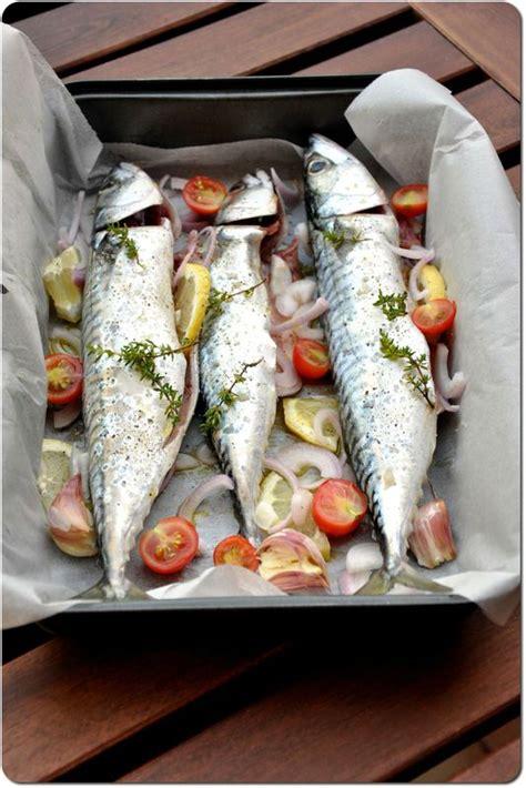cuisiner du poisson au four comment cuisiner le maquereau 28 images recettes
