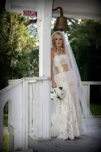 rustic chic wedding dress uloaku 39 s rustic shabby chic vintage chagne lace outdoor ceremony wedding dresses