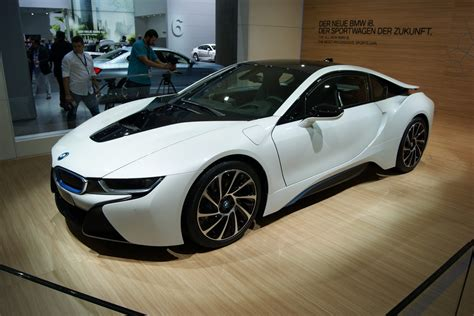 The Official Bmw I8 Released (gallery And Press Release