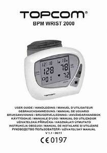 Topcom Bpm 7500 Blood Pressure Monitor Download Manual For