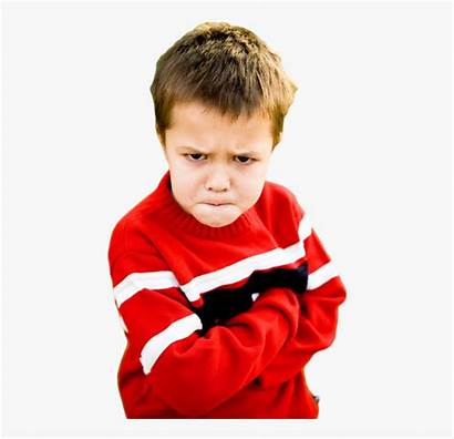 Angry Child Transparent Clipart Children Face Cartoon