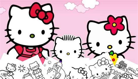 Poltroncina Per Bambini Di Hello Kitty : Hello Kitty Da Colorare Per Natale
