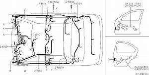 Nissan Sentra Battery Cable  Other