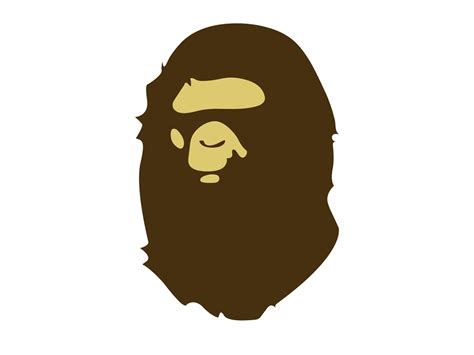 A Bathing Ape Logo / Fashion and Clothing / Logonoid com