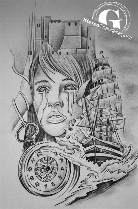 tatouage dessin steven chaudesaigues dessin tatouage graphicaderme jpg
