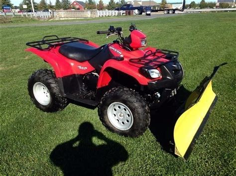 2007 Suzuki Vinson 500 by Grizzly 500 Atv Vehicles For Sale
