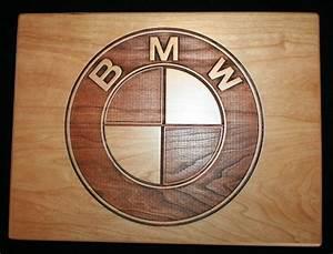 BMW Emblem Cutting Board - Personalized Cutting Board, BMW