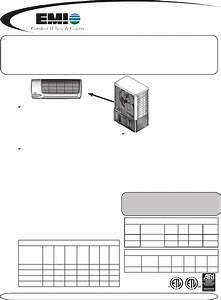 Download Emi Heat Pump Wlh12