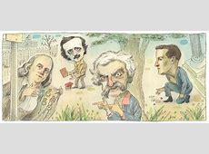 Con Men Characters of American Literature Arts