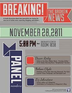 'Breaking! The Broken News': panelists to discuss new era ...