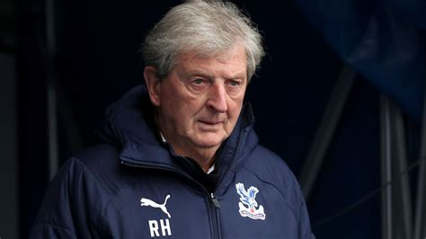 Crystal Palace boss Roy Hodgson promises 'strong ...