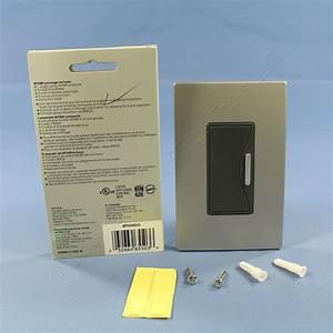 Cooper Silver Granite Aspire Rf Battery Wireless Remote