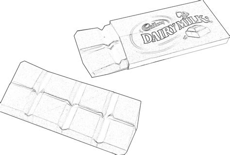 Kleurplaat Chocolade by Chocolate Factory Coloring Pages Coloring Pages