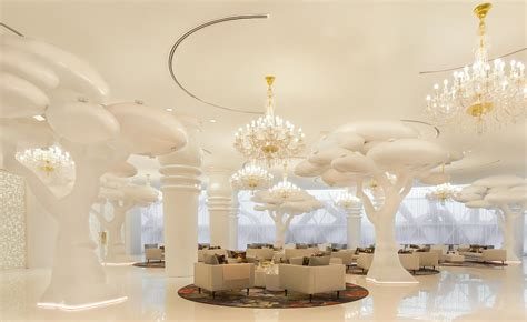 mondrian hotel review doha qatar wallpaper