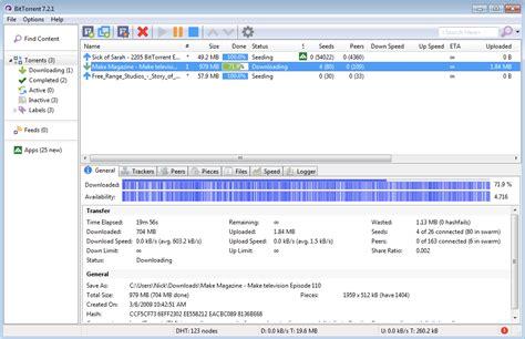 utorrent     loadingval