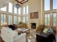 family room design 2 Story Family Room Decorating Ideas | Your Dream Home