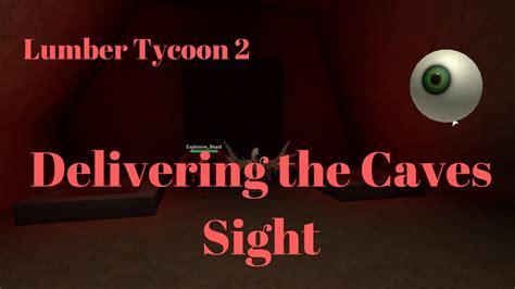 putting eyes   secret cave lumber tycoon  youtube