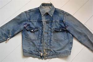 How to Date and Value Vintage Leviu0026#39;s Type I II and III Denim Jackets