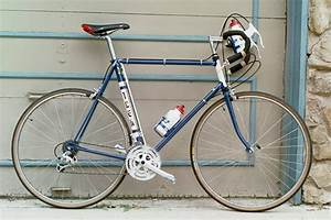 Vintage Trek Gallery - Tom Adam's Trek 730 Steel Road Bike
