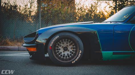 Datsun Wheels by Kaidohouse Datsun 260z Ccw Classic Wheels