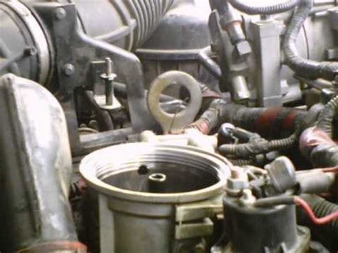 replacing fuel filter on 1995 ford f250 7 3 diesel