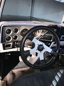 Vtg 1974 Chevy K20 4x4 Classic Long Bed White Truck 70s