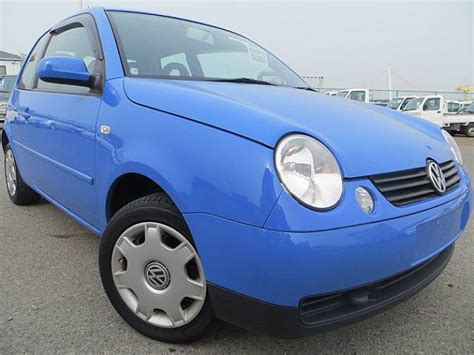 2002 Volkswagen Lupo 6xaua 1.4 For Sale, Japanese Used