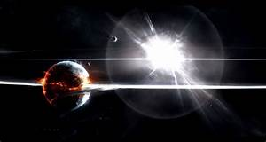 Space 3D Supernova Scene Hd Wallpaper | Wallpaper Gallery
