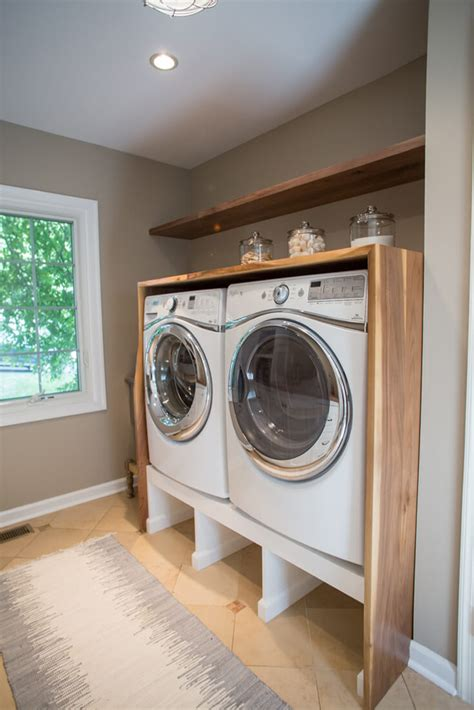 laundry  mudroom millwork brass tacks home