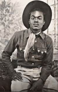 Famous African American Cowboys