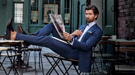 The New Breed of Blue Suits Photos GQ