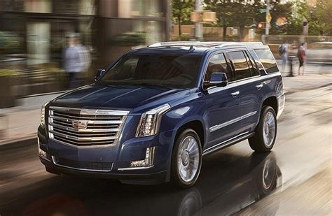2020 Cadillac Escalade For Sale by 2020 Cadillac Escalade Redesign More Powertrain Options