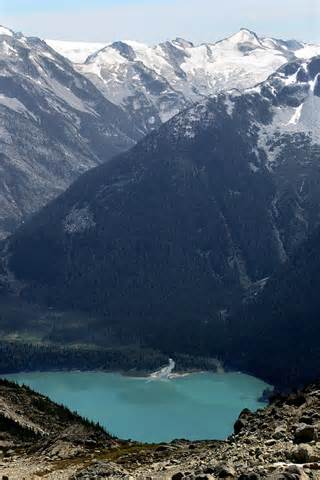 Canada Whistler Lake