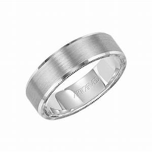 15 men39s wedding bands your groom won39t want to take off With mens rings wedding bands