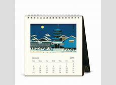 2016 Calendars – 2016 Desk Calendars