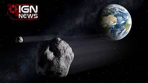 NASA Footage Shows Near Miss Asteroid Has a Moon - IGN ...