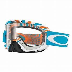 Equipement Moto Cross Destockage : masque cross oakley destockage o2 mx rpm orange blue ~ Dailycaller-alerts.com Idées de Décoration