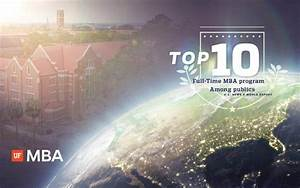 UF MBA receives highest-ever ranking from US News & World ...