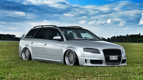 Audi A4 B7 Project Build By Nikki