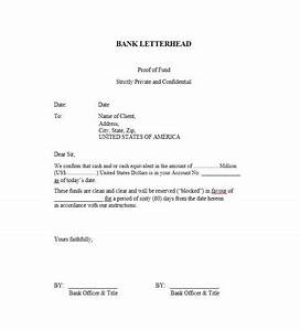 25 best proof of funds letter templates template lab With sample proof of funds letter from private lender