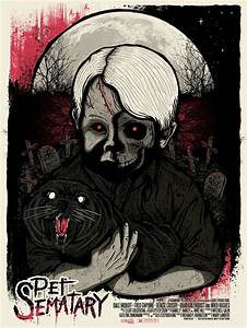 Pet Sematary poster / artwork . | Stephen King Things ...