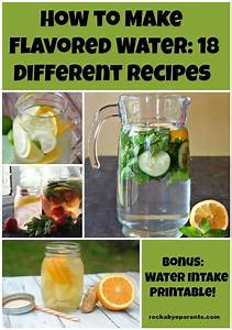 17 Best images about Flavored H2O on Pinterest | Drinking ...