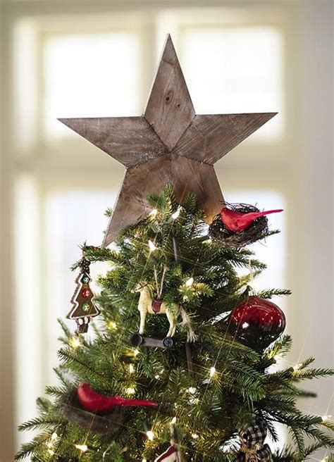whimsy  creative christmas tree toppers digsdigs