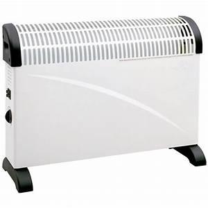 Chauffage Electrique 2000w : warm tech convecteur 2000w thermostat distriartisan ~ Premium-room.com Idées de Décoration