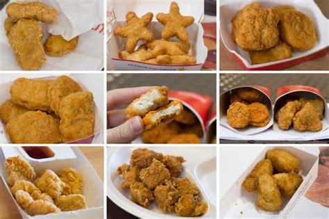 taste test   fast food chicken nuggets  eats